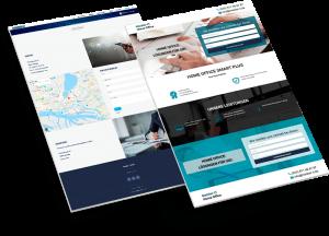 Webdesign von Metzler IT GmbH